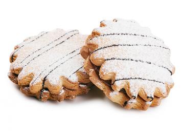 «АИДИ» пирожное песочное