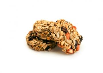 «Козинаки» с арахисом и изюмом