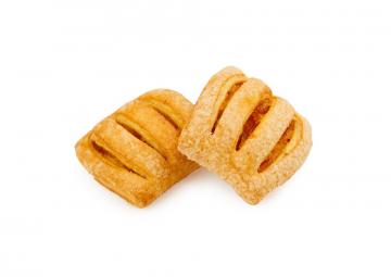 «Штрудель   с персиковой начинкой»